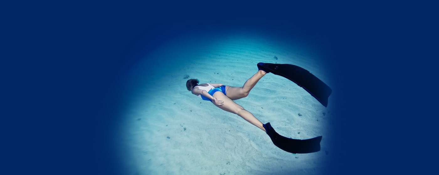 PUSH YOUR FREEDIVING SKILLS TO THE LIMIT!